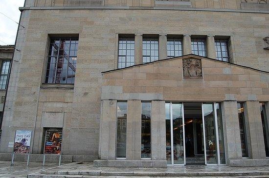Kunsthaus Zurich: チューリヒ美術館