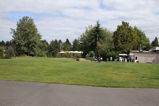 Tacoma, WA: the great lawn