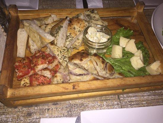 Posada Margherita: La entradita que dan de cortesía deliciosa!!!