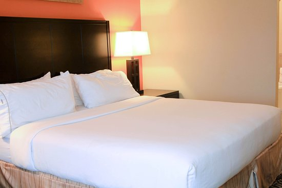Holiday Inn Express Hotel & Suites Grand Island: Guest Room