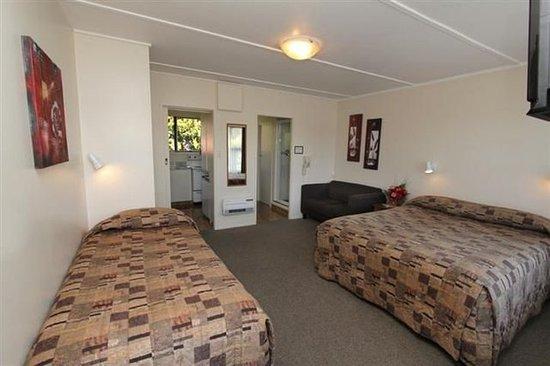 Ashburton, Nuova Zelanda: Standard Studio Motel