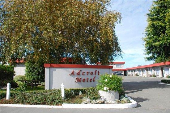 Ashburton, Nuova Zelanda: ASURE Adcroft Motel