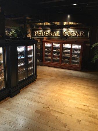 Federal Cigar Bar
