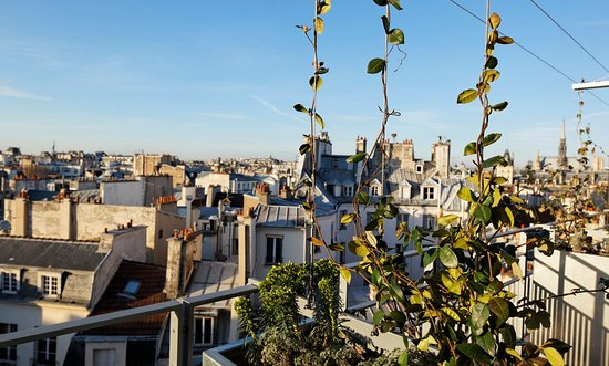 Holiday Inn Paris - Notre Dame: View from your balcony