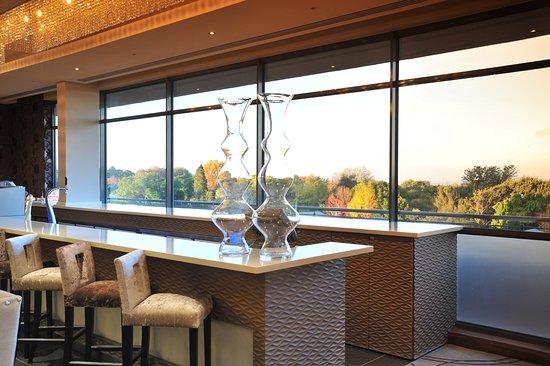 Holiday Inn Johannesburg-Rosebank: Bar and Lounge