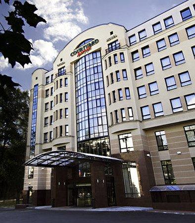 Courtyard St. Petersburg Center West/Pushkin Hotel