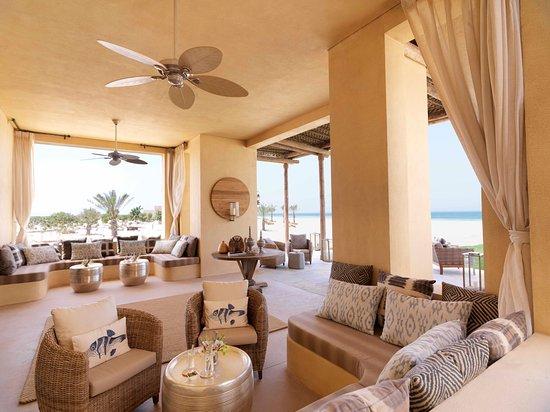 Sir Bani Yas Island, Birleşik Arap Emirlikleri: Lounge