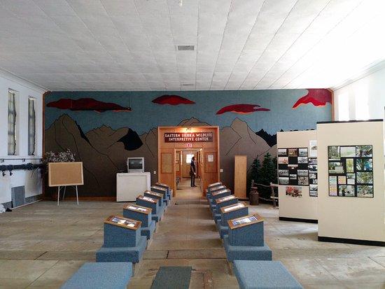 Independence, Californië: Museum