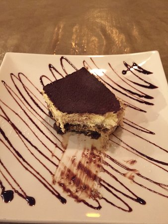Whitewater, WI: Teramisu - Soooo Good