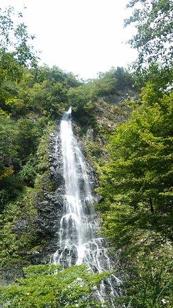 Yabu, Japón: 高さ98m 天滝
