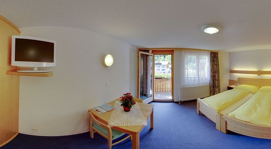 Fieschertal, Ελβετία: Twinroom