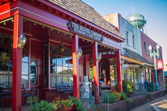 Collierville Tn Historic District S