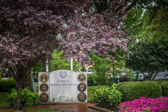 Collierville, TN: Memorial