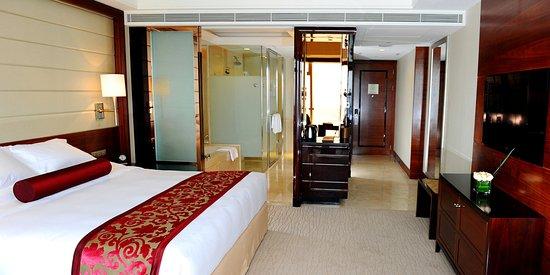 Nanchang, الصين: Queen Bed Superior Room
