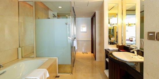 Nanchang, الصين: Guest Bathroom