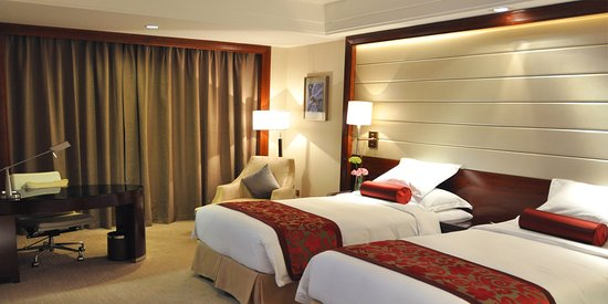 Nanchang, الصين: 2 Single Bed Superior Room