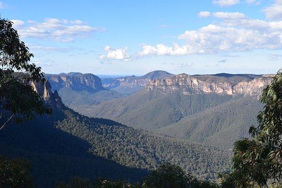 Megalong Australia  City pictures : Megalong, Australia: Govetts Leap 15 minutes from Werriberri