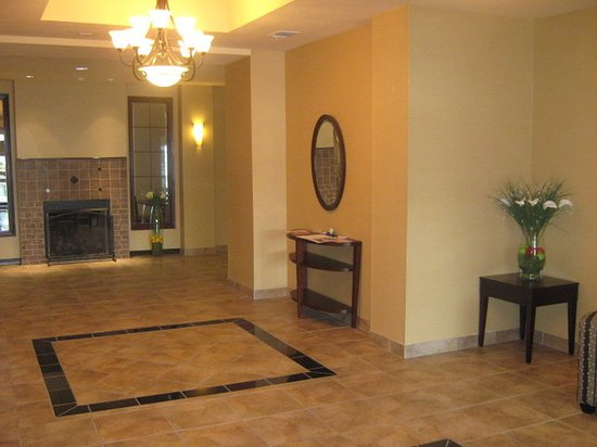 Ντελ Ρίο, Τέξας: Hotel Del Rio Front Lobby Entrance