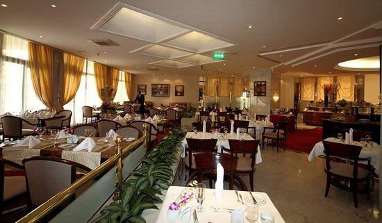 Crowne Plaza Riyadh Minhal: Al Yasmeen Breakfast