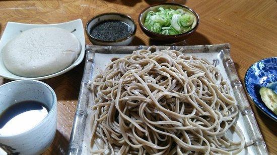 Kaminoyama, Japón: 蕎麦がきおすすめ
