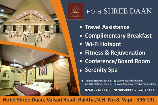Vapi, India: The Luxury and Comfort you desire at an Affordable price.