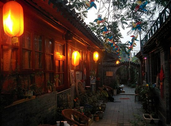 Templeside Hutong Guest House: IMG_20160810_050712_large.jpg