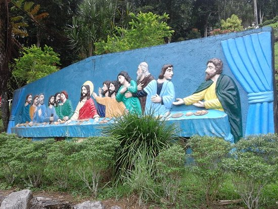 Lucban, Philippines: Last Supper