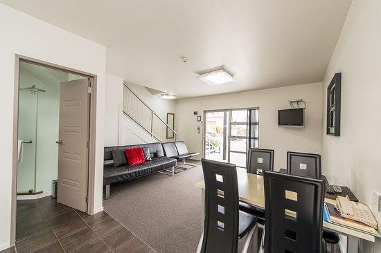 Wanganui, Nueva Zelanda: 2 Bedroom Family Unit