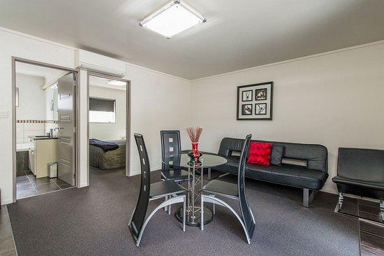 วางกานูอี, นิวซีแลนด์: 1 Bedroom Spa Unit