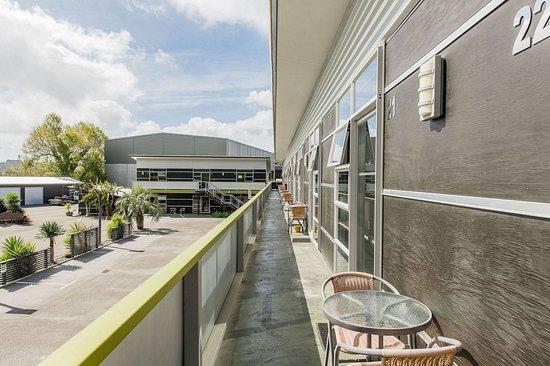Whanganui, نيوزيلندا: Exterior