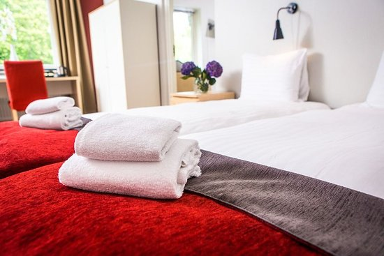 Boras, Sweden: Standard Double room