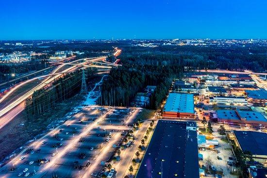 Kista, İsveç: View