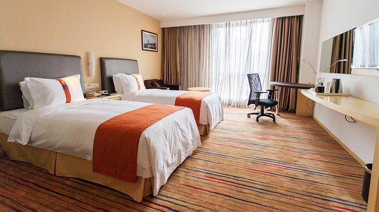 Changzhou, China: Double Bed Guest Room