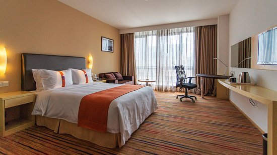 Changzhou, China: Single Bed Guest Room