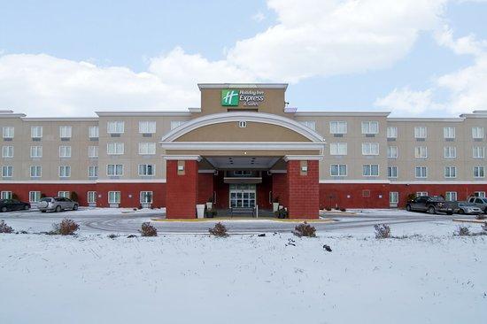 Fort Saskatchewan, Canada: Hotel Exterior