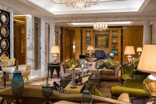 Tangshan, จีน: Presidential Suite