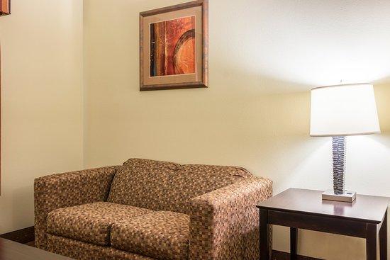 Scott, LA: Guest room