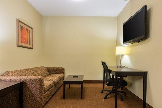 Scott, لويزيانا: Guest room
