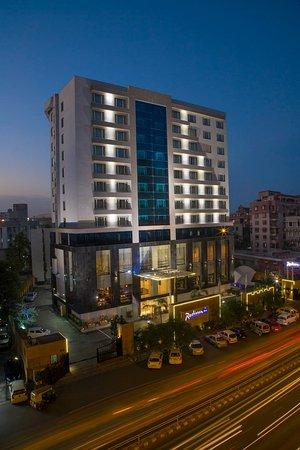 래디슨 블루 호텔 아흐메다바드