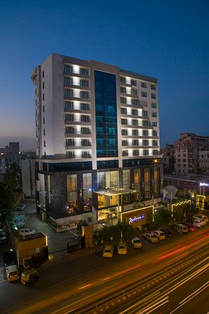 Radisson Blu Hotel Ahmedabad
