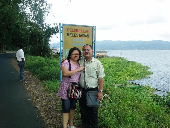 Di Danau Tondano