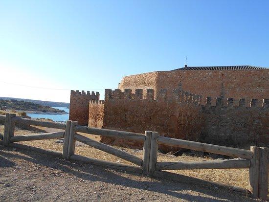 Argamasilla de Alba, إسبانيا: Castillo de Peñarroya