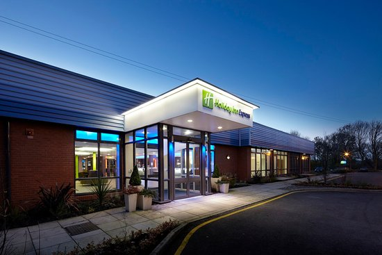Bamber Bridge, UK: Welcome to Holiday Inn Express Preston-South