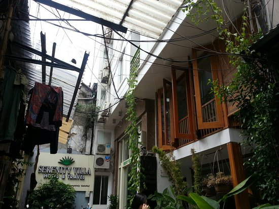 Hanoi Serenity Hotel: 20160816_131136_large.jpg