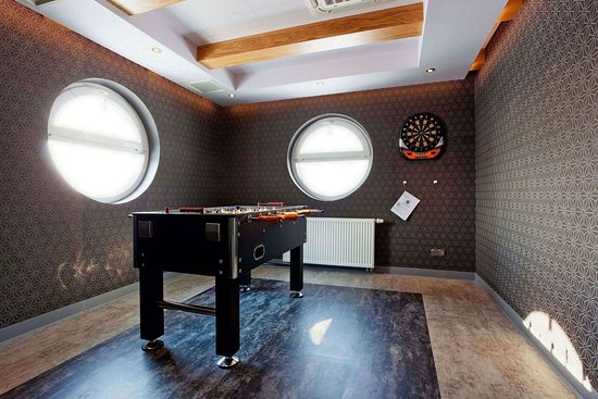 Pszczyna, Polonia: Game room