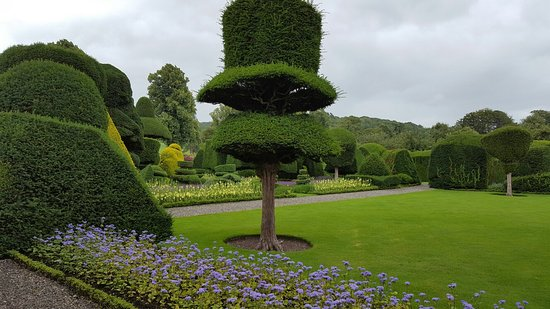 Kendal, UK: Levens Hall