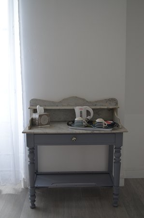 Engravies, France: chambre