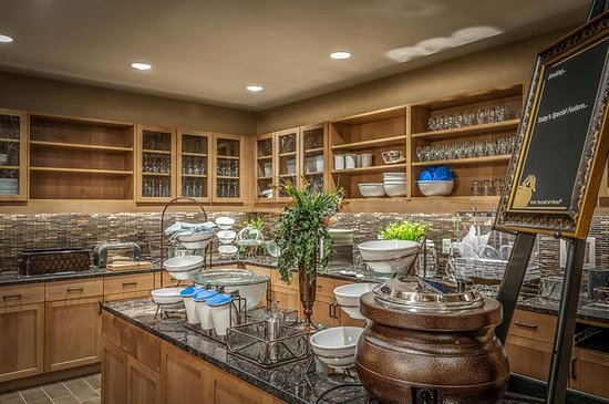 Homewood Suites by Hilton Durango: Breakfast Area