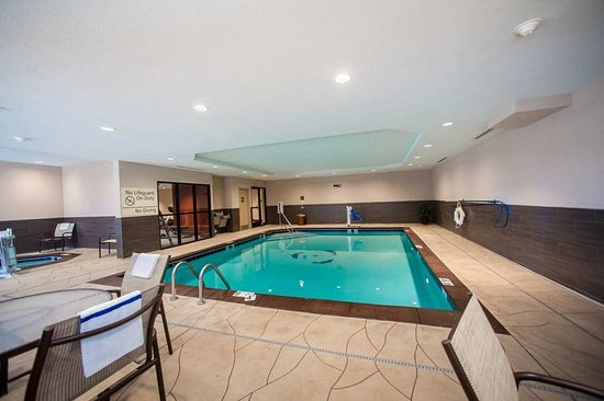 Fort Morgan, CO: Indoor Pool