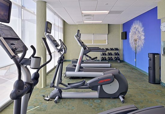 Voorhees, Nueva Jersey: Fitness Center